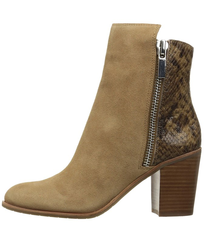 Kenneth Cole New York Damenschuhe Damenschuhe Damenschuhe New York Suede Almond Toe Ankle Fashion ... 7682d4
