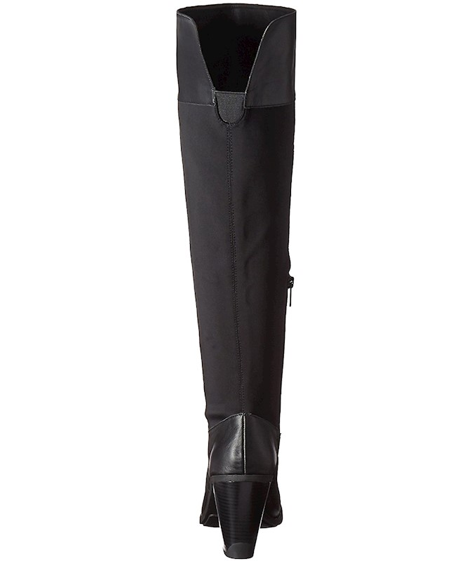 053546d299c Kenneth Cole REACTION Women s Very Clear Motorcycle Boot US