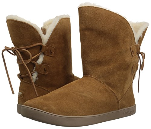 d6029b4b1d0 KOOLABURRA BY UGG WOMENS SHAZI SHORT SUEDE CLOSED TOE ANKLE COLD WEATHER  BOOTS US