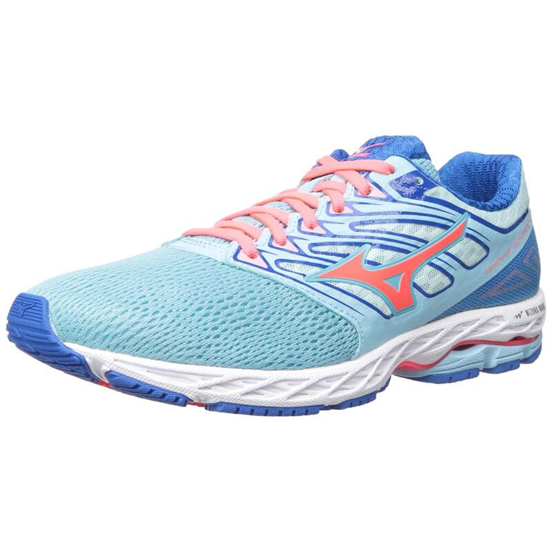 huge selection of f4d4a e1be3 MIZUNO WOMEN'S WAVE SHADOW RUNNING SHOES US
