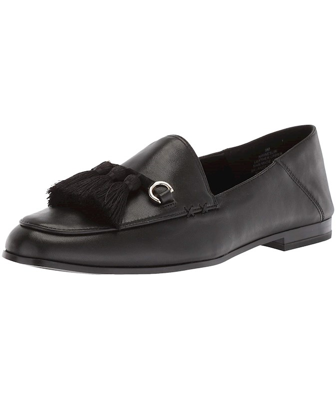 b7c28a6a6 Nine West Women s Weslir Leather Loafer Flat US