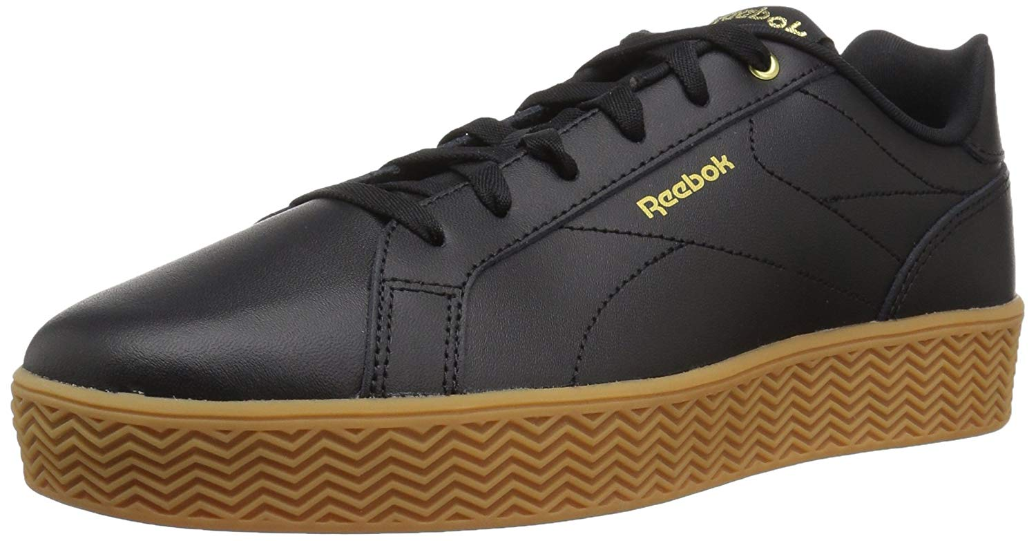 315e656897 REEBOK WOMENS ROYAL COMPLETE LEATHER LOW TOP LACE UP WALKING SHOES US