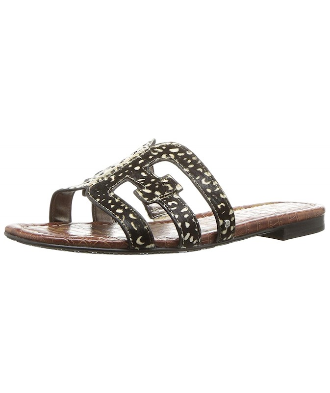 bc5c787e6 Sam Edelman Womens Bay Open Toe Casual Slide Sandals US