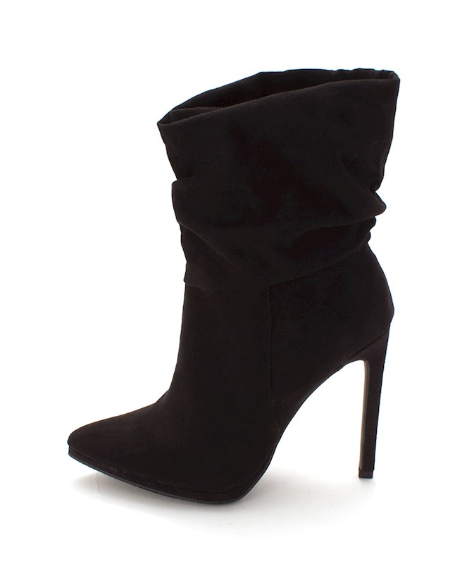 76a5a328b1dd Shï by Journeys Womens Franco Pointed Toe Ankle Fashion Boots US ...