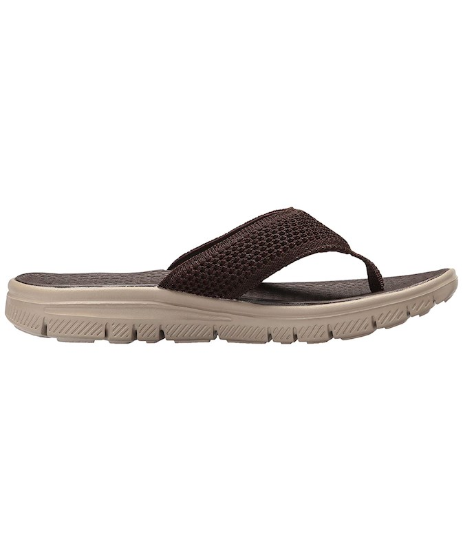 53effc489aed Skechers Sport Men s Flex Advantage S Crommelin Flip-Flop