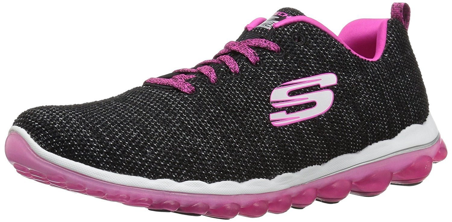 ca4df499b09f Skechers Womens Sport Skech Air 2.0 Next Chapter Low Top Pull On ...