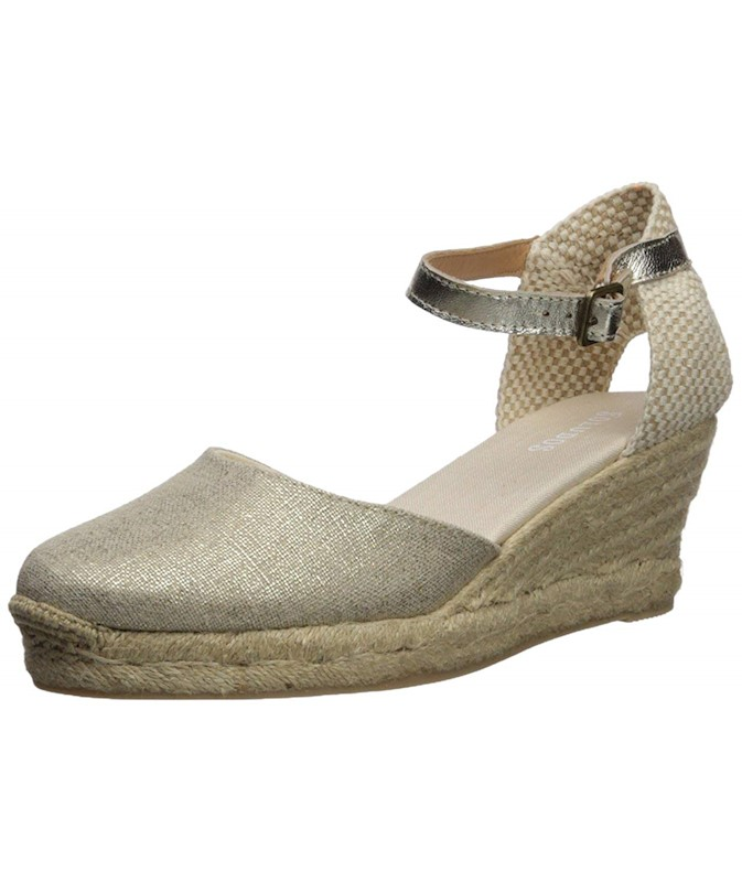 Soludos Toe Midwedge70mmEspadrille Wedge Women's Sandal Closed vmwN8nO0