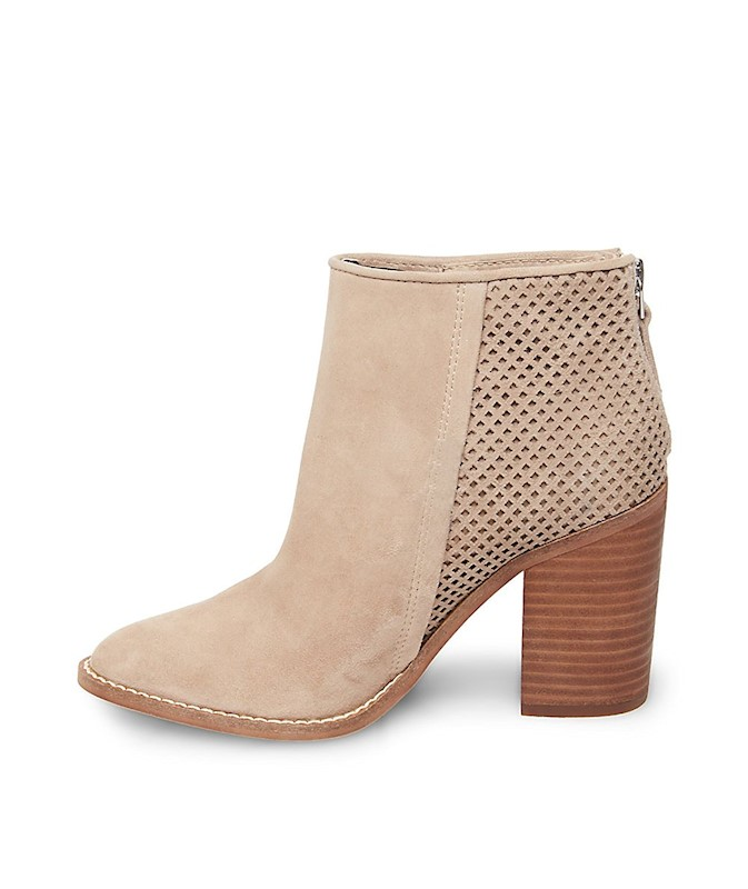 604e64b93e2 Steve Madden Womens replay Suede Almond Toe Ankle Fashion Boots US ...