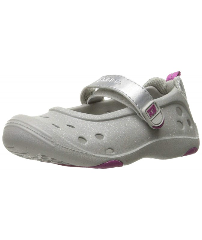 5e09d04db683 Stride Rite Made 2 Play Phibian Mary Jane Water Shoe (Toddler Little ...