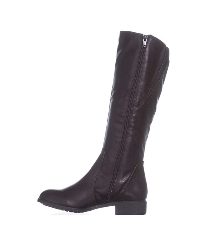 Style & Fashion, Co. Damenschuhe milahp Closed Toe Knee High Fashion, & chocolate ... f477b4