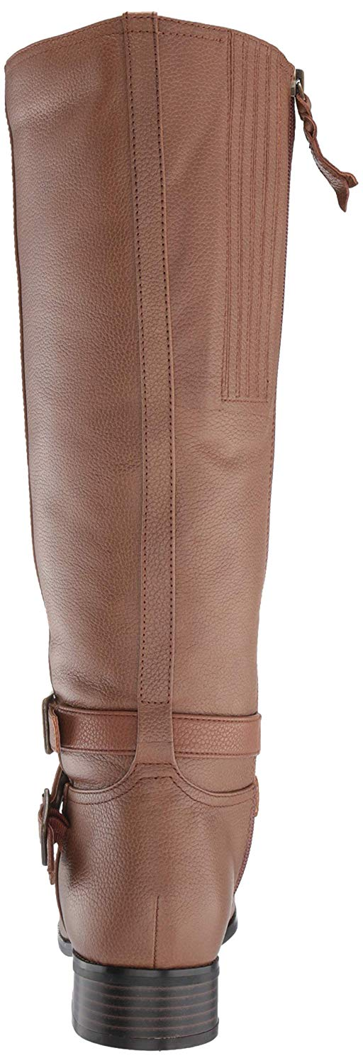 34addc862d7 TROTTERS WOMEN'S LIBERTY WIDE CALF FASHION BOOT US