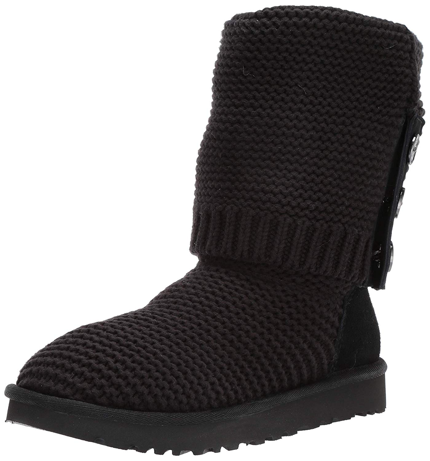 feac31c1311 UGG Women's W PURL Cardy Knit Fashion Boot US
