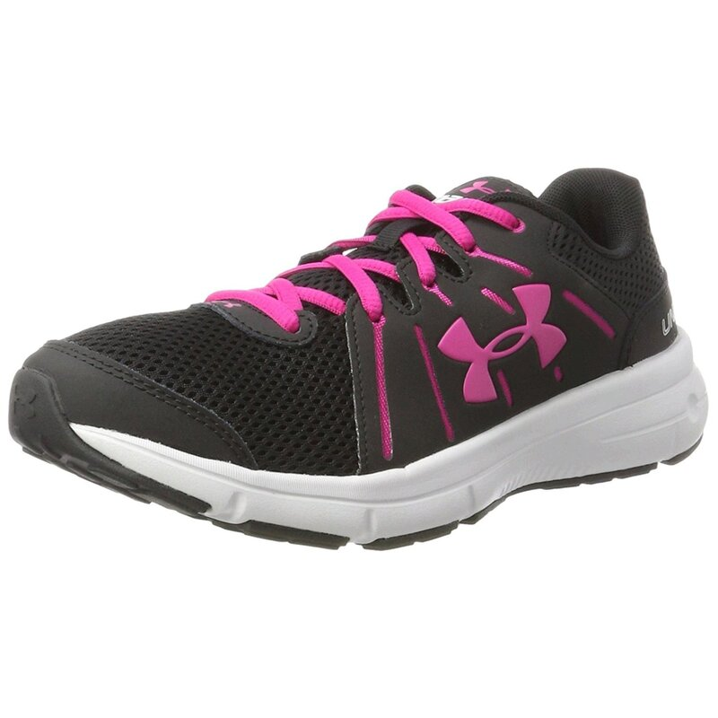 650f6de31ee6 Under Armour Mens u a dash rn 2 Low Top Lace Up Trail Running Shoes ...