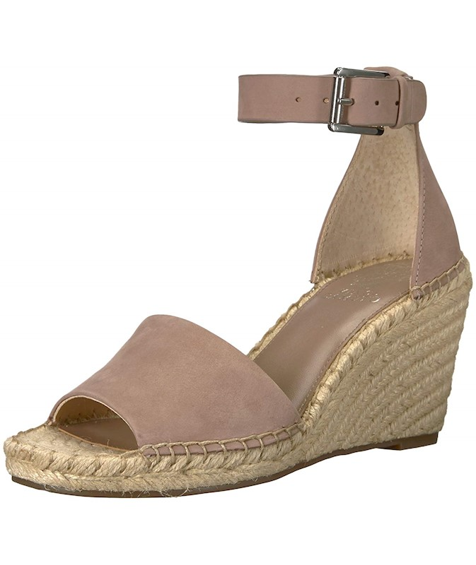 628c190998a Vince Camuto Women s Leera Espadrille Wedge Sandal US