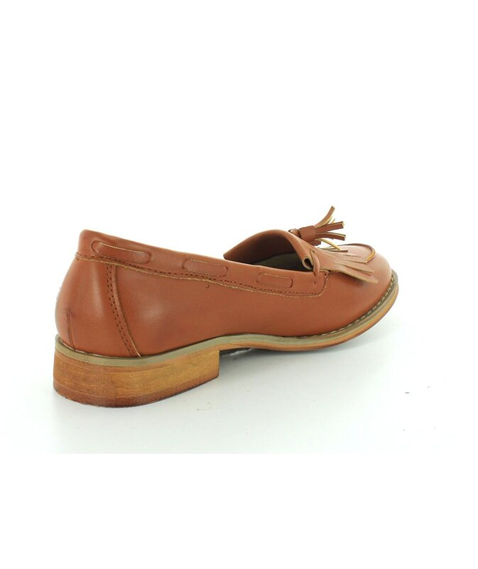 ddc9ee9cba9 Wanted Shoes Womens CHARLIE Almond Toe Loafers US