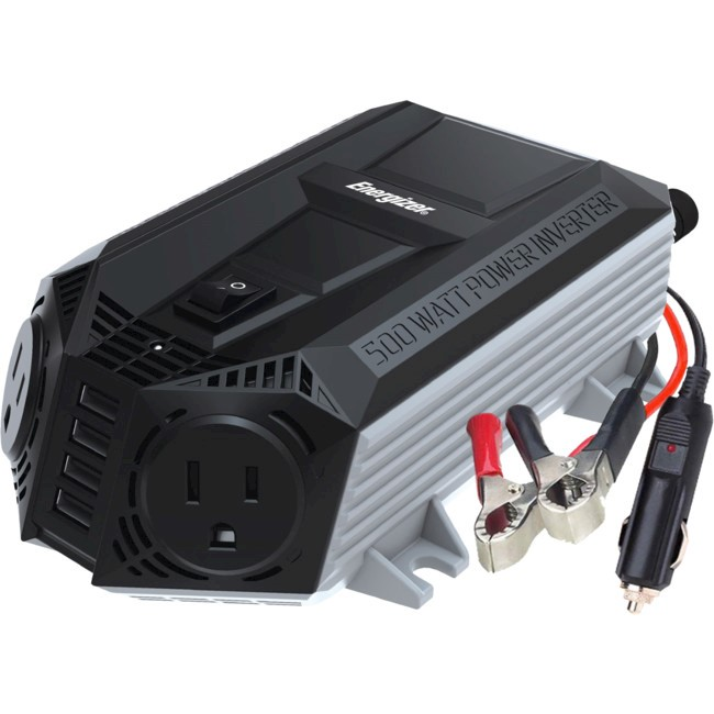 MI5021 ENERGIZER 500W 12Vdc - 230Vac Inverter Modified Sine Wave