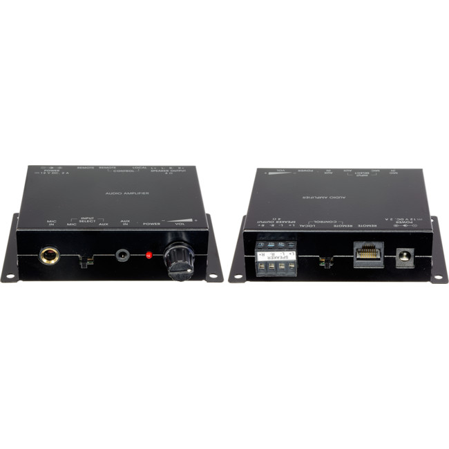 PRO1328K Pro2 Mic and Stereo Power Amplifier Kit With Volume Control Box