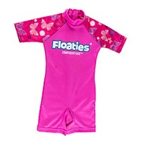 Floaties Swim Suit Butterflies 2-3years