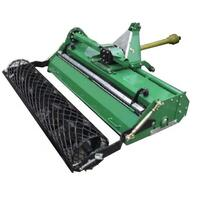 Stone Burier 145cm digging width suit Tractor 3 point linkage, include PTO  Shaft