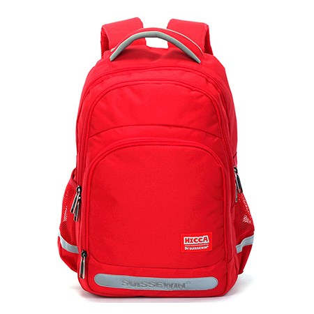 452ca6b0a Suissewin Swiss Travel School Daily Backpack SN17115 Red | Buy ...