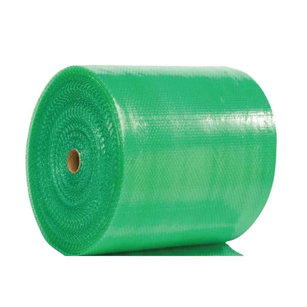 100m x 375mm Biodegradable Bubble Cushioning Wrap Eco Green Protective  Packaging