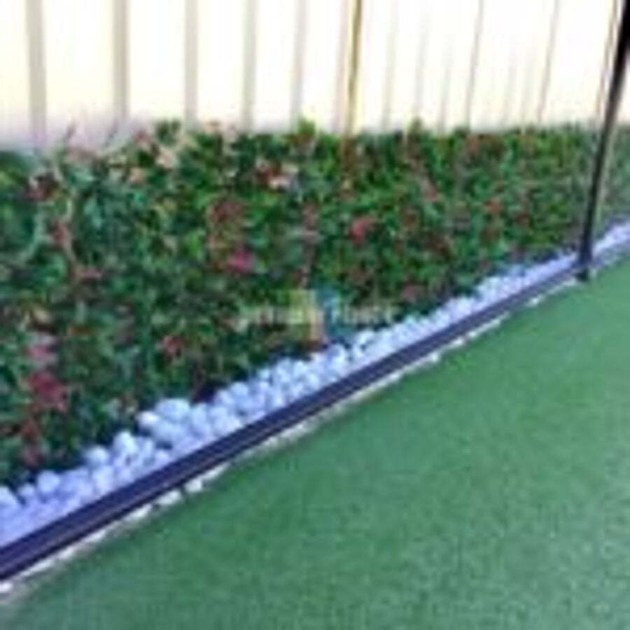 Photinia Hedge Extendable Trellis Screen Uv Resistant 2
