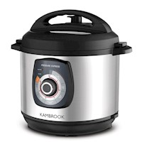 Kitchen Couture 6L Pressure/Slow Cooker 1000W Multi-function
