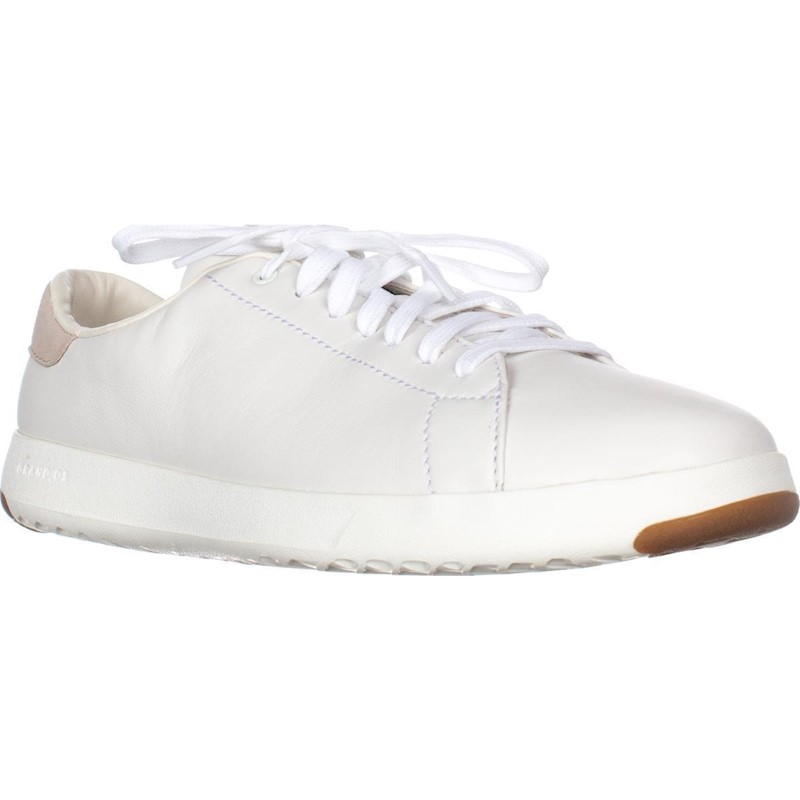 84a254489bdb Cole Haan GrandPro Tennis Lace Oxford Fashion Sneakers, Optic White ...