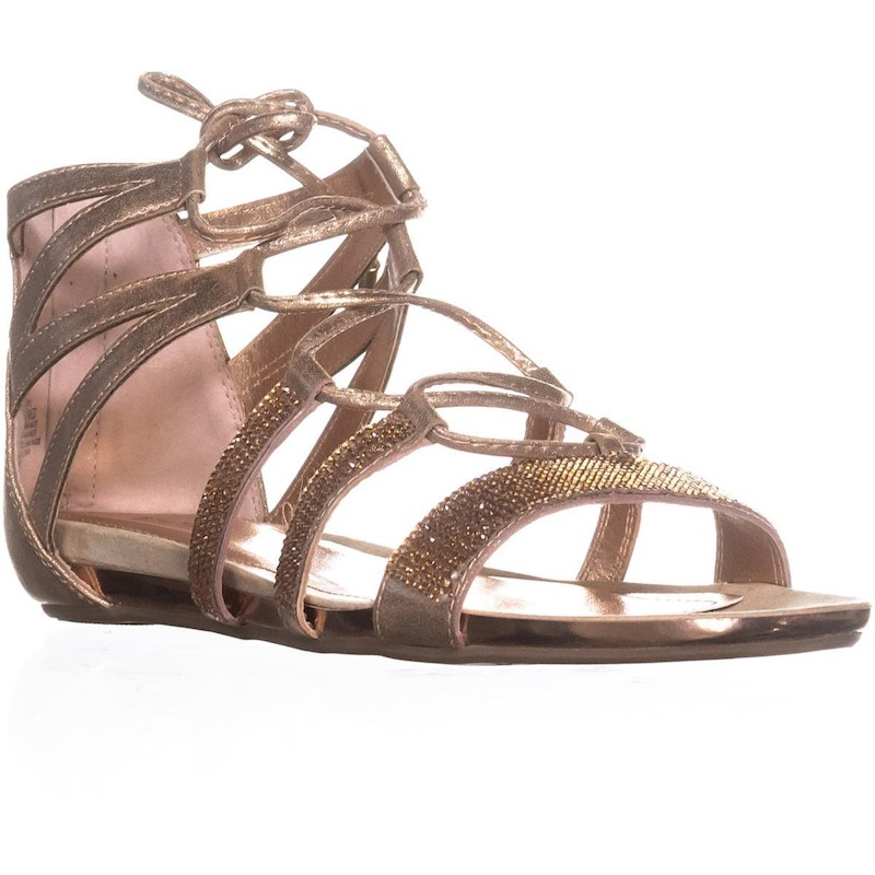 0ba9eea8a789 h m s Remaining. Kenneth Cole REACTION Lost Look 2 Gladiator Sandals ...