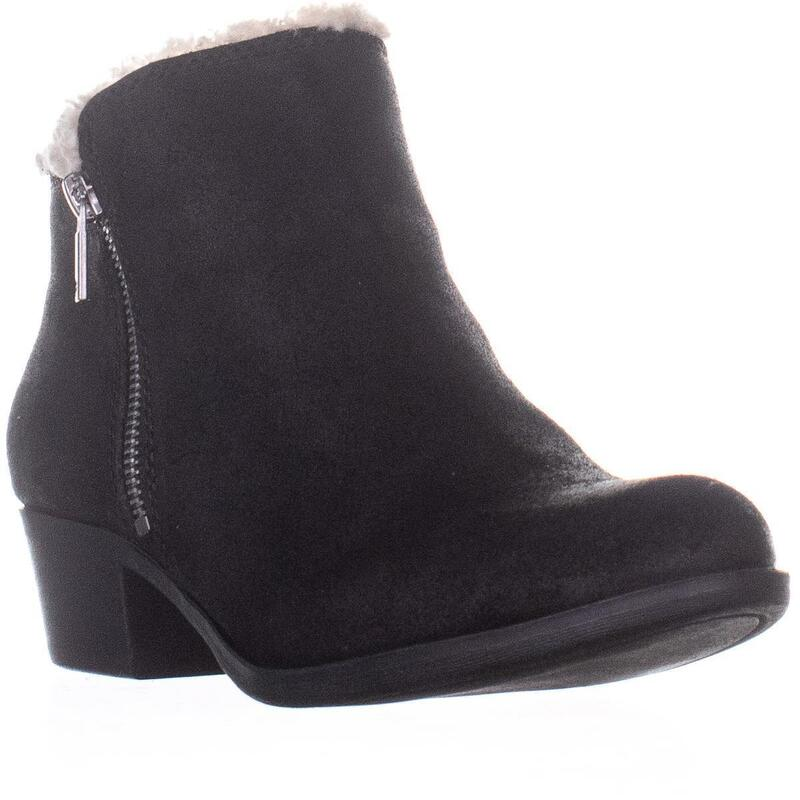 5b181dc3ea1 Lucky Brand Baselsher Ankle Boots, Black