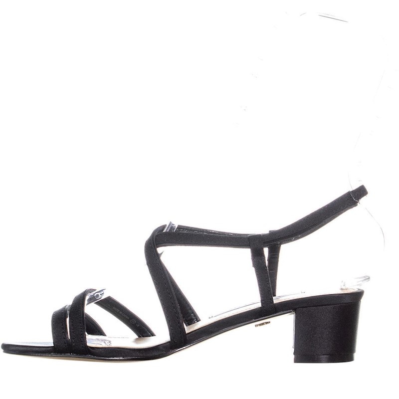 bf93430057ca h m s Remaining. Nina Gaelen Strappy Block Heel Sandals