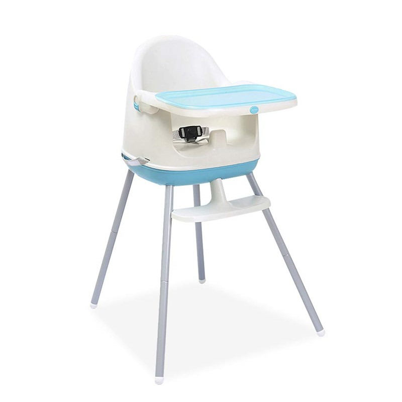 Premium Quality 3 In 1 Baby Highchair Durable Child Eating Feeding Table  Seat High Chair