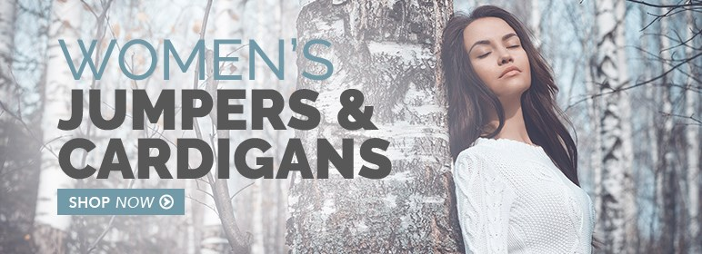 Womens Jumpers & Cardigans