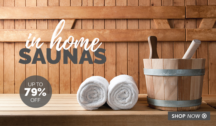 In-Home Saunas