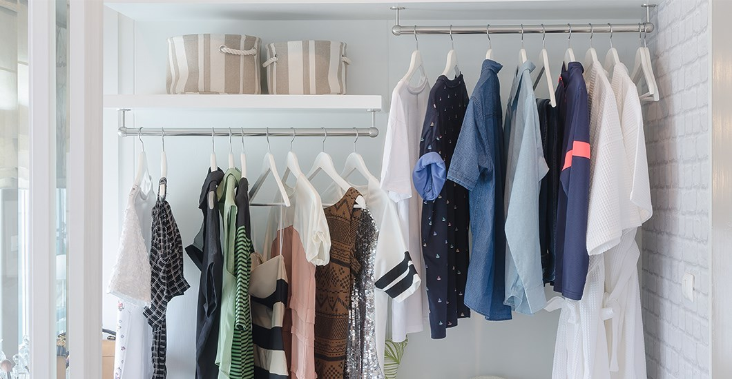 Do It Yourself: Wardrobe Redesign