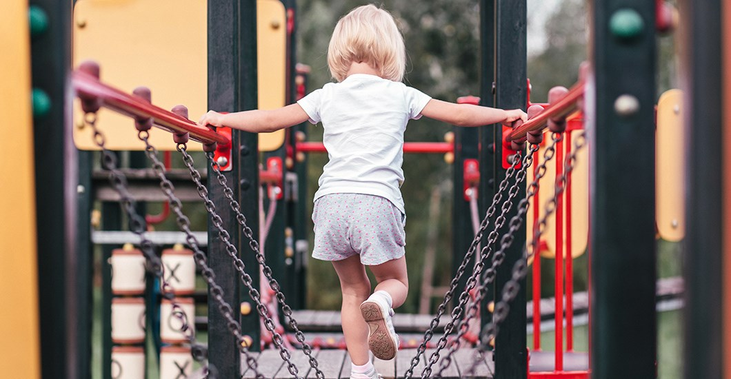 How To Keep Your Little One's Active And Healthy