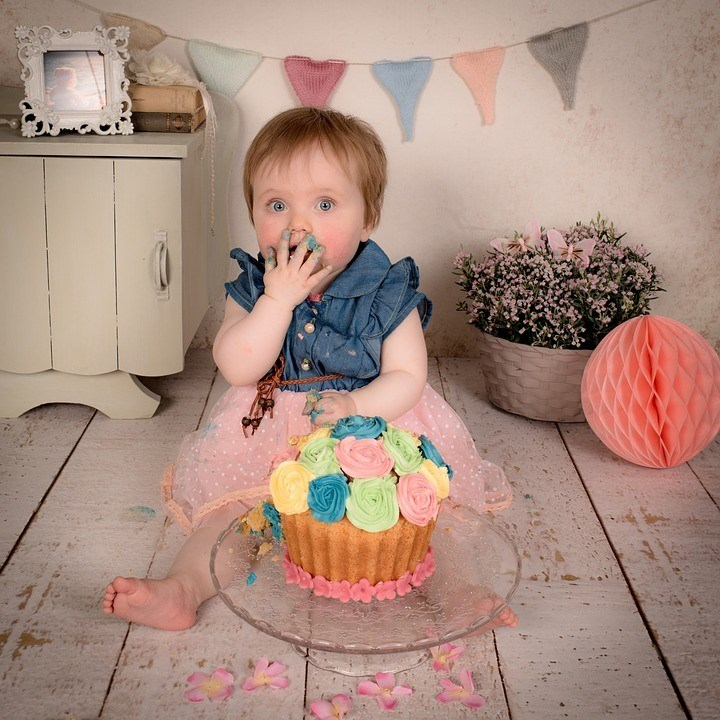 4 Top Tips for the Perfect Cake Smash