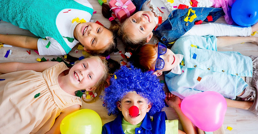 Tips and Themes For An Awesome Kids Birthday Party