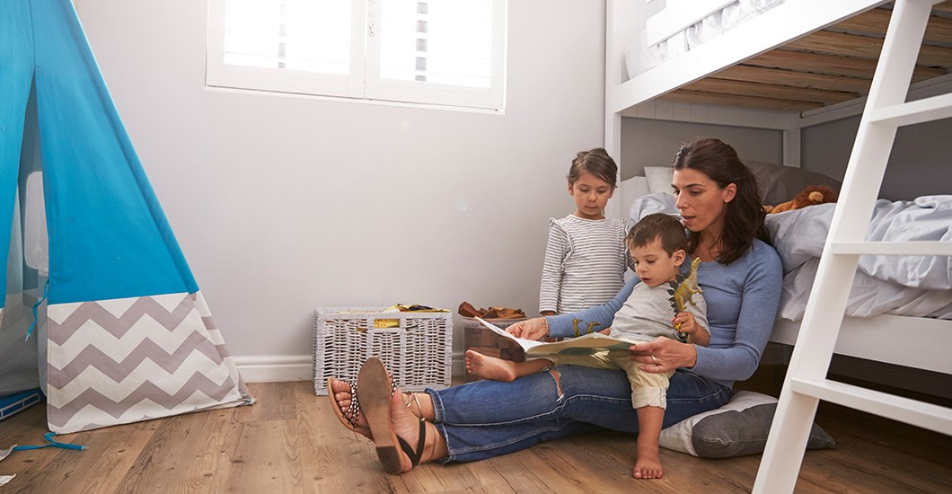 How To Maximise Space In Your Small Family Home