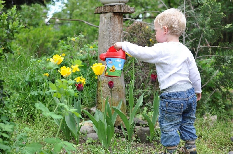 Teaching Kids Valuable Life Lessons Through Gardening