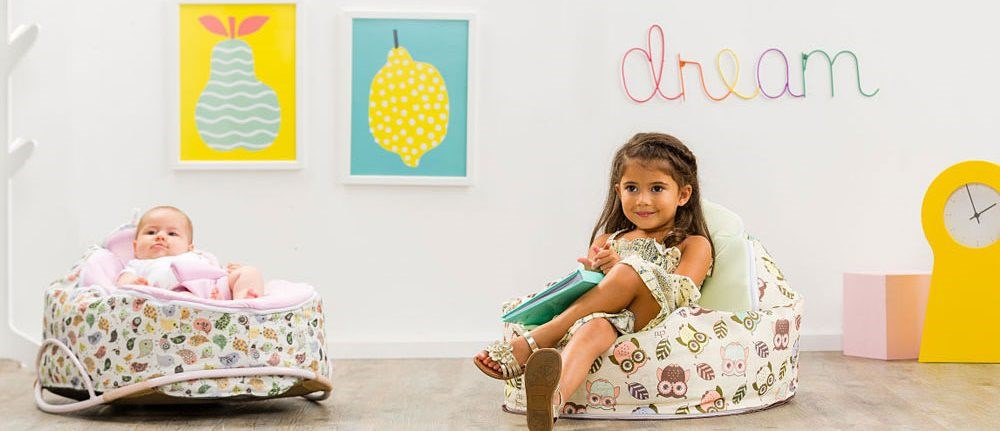 Stupendous Treat Your Baby With A Bean Bag Designed Just For Them Machost Co Dining Chair Design Ideas Machostcouk