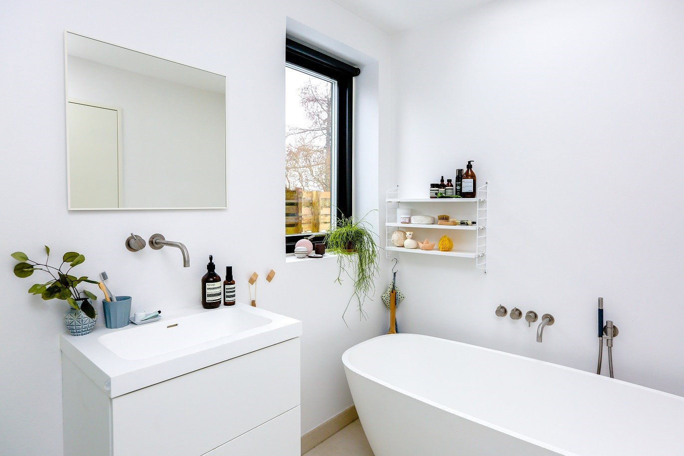 How To Style Your Bathroom According To Home Interior Experts