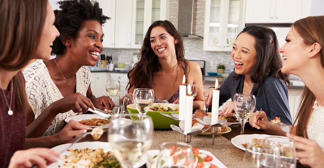 How To Host The Ultimate Girls Night In