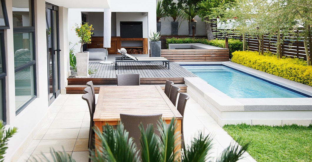 How to Create a Dreamy Outdoor Area
