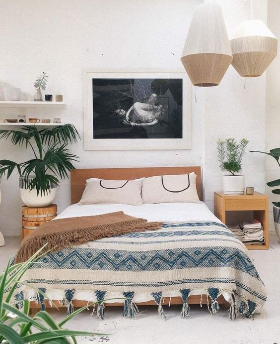 7 Boho Bedroom Trends This Spring