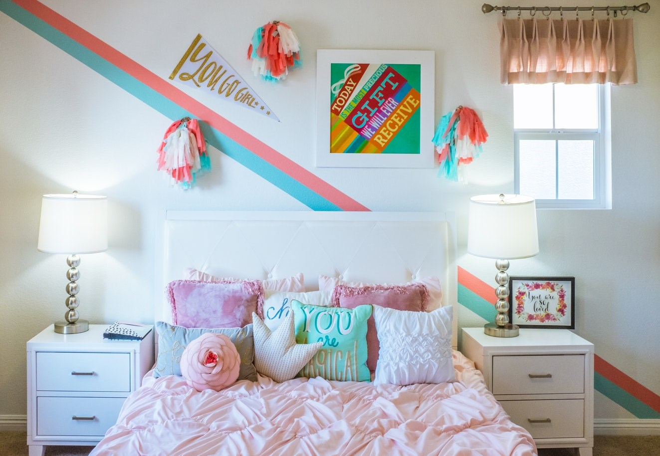 4 Tips for Designing a Safe Kids' Bedroom