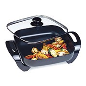 Electric Woks & Pans