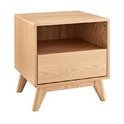 Wooden Bedside Tables