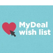 MyDeal Most Wished List