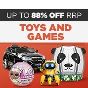 Click Frenzy Toys & Games Sale